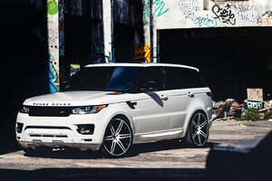 Range Rover Tuned Modified Wallpaper