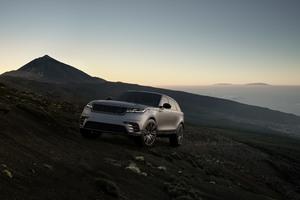 Range Rover Velar CGI Front