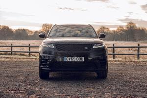 Range Rover Velar R Dynamic 8k Wallpaper