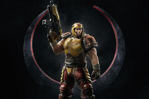 Ranger Quake Champions