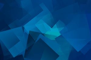 Rave Cube Geometry Gradient 4k