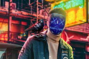 Raven Master 4k Wallpaper