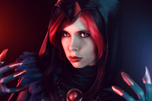 Raven Rebirth By Florencia Sofen