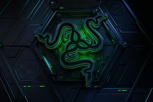 Razer 4k Logo