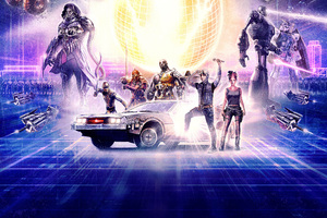 Ready Player One 2018 Movie Artwork