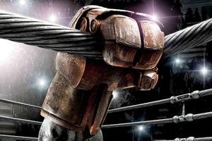 Real Steel 4k Wallpaper