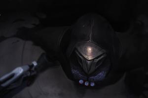 Reaper In Overwatch Wallpaper
