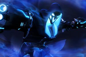 Reaper Overwatch Art 5k