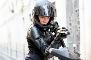 Rebecca Ferguson As Ilsa Faust In Mission Impossible Fallout Movie 5k