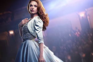 Rebecca Ferguson In The Greatest Showman