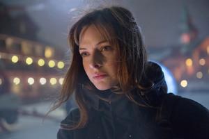 Rebecca Ferguson The Snowman