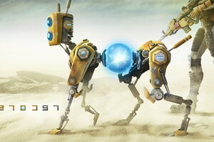Recore 2016 Wallpaper