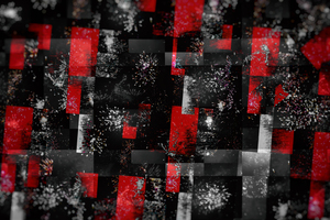 Red Abstract Graphics Colors 4k Wallpaper