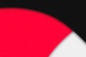 Red Black Grey Shapes Abstract 4k Wallpaper