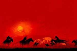 Red Dead Online Beta Wallpaper