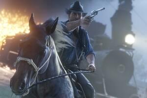 Red Dead Redemption 2 2018 4k Game Wallpaper