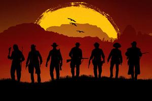 Red Dead Redemption 2 2021 5k
