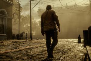 Red Dead Redemption 2 4k 2019