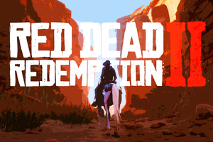 Red Dead Redemption 2 4k Art Wallpaper