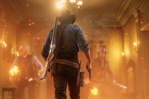 Red Dead Redemption 2 4k Game
