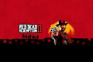 Red Dead Redemption 2 Wallpaper