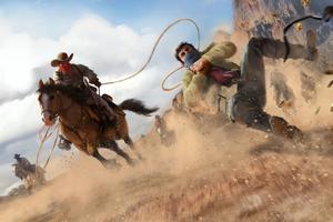 Red Dead Redemption 2 FanArt Wallpaper