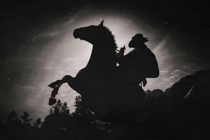 Red Dead Redemption 2 Horse Rider 4k Wallpaper
