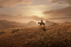 Red Dead Redemption 2 Xbox One 4k Wallpaper