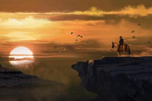 Red Dead Redemption 4k Landhscape