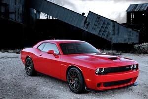 Red Dodge Challenger Srt Wallpaper