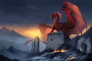 Red Dragon Fantasy