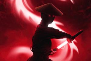 Red Dragon Master Wallpaper