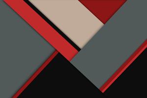 Red Gray Material Design 8k Wallpaper