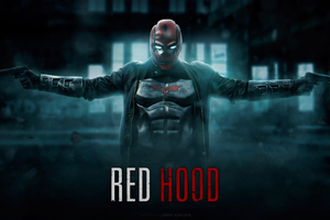 Red Hood 2019 Wallpaper