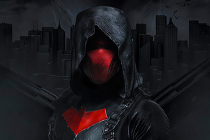 Red Hood 2020 Artwork 4k