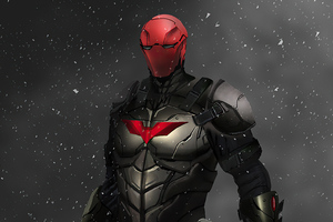 Red Hood 2020 New Art