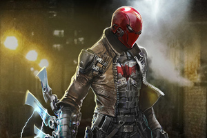Red Hood 4k 2020 Wallpaper