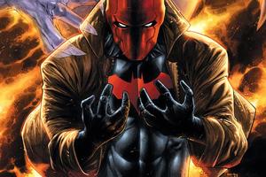 Red Hood 4k Villain