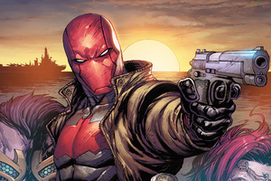 Red Hood Arsenal