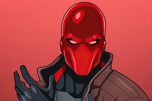 Red Hood Dc Comic 4k Wallpaper
