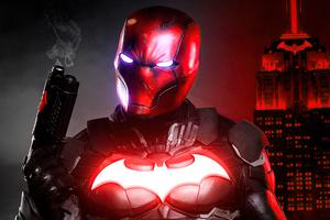 Red Hood Dc Comic 5k Wallpaper