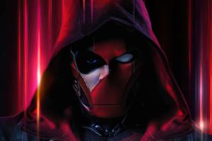 Red Hood Dceu Wallpaper
