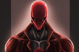 Red Hood Digital Fan Art 5k Wallpaper