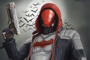 Red Hood Gun