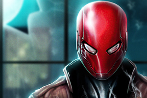 Red Hood Red Mask