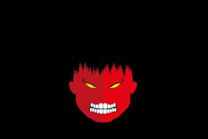 Red Hulk Minimalist 5k