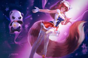 Red Panda Mei 4k Wallpaper