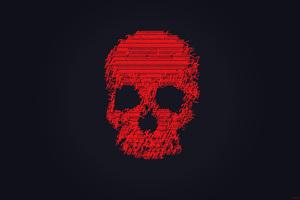 Red Skull 4k Wallpaper