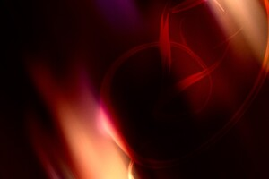 Red Texture Abstract Wallpaper