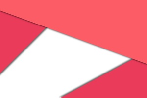 Red White Material Design 4k